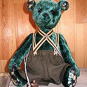 """Куклы и игрушки ручной работы. Ярмарка Мастеров - ручная работа Мишка-тедди """"Гринни-the-Пух"""". Handmade."""