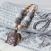Одежда handmade. Livemaster - original item Slingobusy tortoise grey. Handmade.