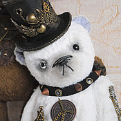 Куклы и игрушки ручной работы. Ярмарка Мастеров - ручная работа Мишка тедди Sebastian. Handmade.