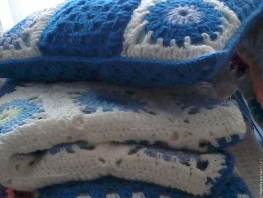 Текстиль, ковры ручной работы. Ярмарка Мастеров - ручная работа. Купить подушка декоративная. Handmade. Подушка, для дома и интерьера, пэчворк