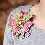 """Brooches handmade. Livemaster - original item Brooch """"Spring"""". Handmade."""