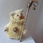 Куклы и игрушки ручной работы. Ярмарка Мастеров - ручная работа Принцесса Пирлипат. Handmade.