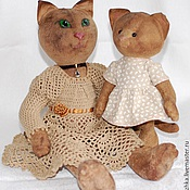 Куклы и игрушки ручной работы. Ярмарка Мастеров - ручная работа Дочки-матери. Handmade.