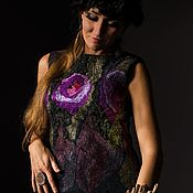 Одежда ручной работы. Ярмарка Мастеров - ручная работа Платье Nymph. Handmade.