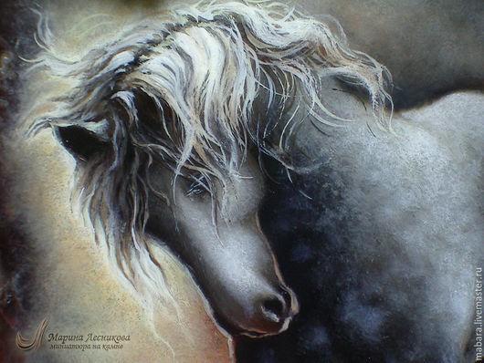 Кулон `Звёздный конь`.  Во тьме ночной несётся звёздный конь Сквозь мрак времён, пространство и огонь...