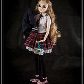 Одежда для кукол ручной работы. Ярмарка Мастеров - ручная работа Одежда для bjd куклы. Handmade.