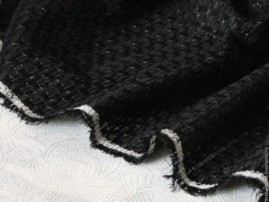 Шитье ручной работы. Ярмарка Мастеров - ручная работа. Купить CARNET DE MODA оригинал, костюмная с пайетками, Италия. Handmade.