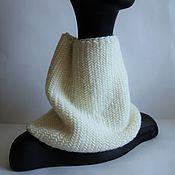 Аксессуары handmade. Livemaster - original item Knitted Snood in