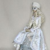 Куклы и игрушки ручной работы. Ярмарка Мастеров - ручная работа Хозяйка зимы Авторская коллекционная кукла. Handmade.