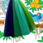 """Одежда ручной работы. Ярмарка Мастеров - ручная работа юбка многоцветная 10-клинка """"Индонезия"""". Handmade."""