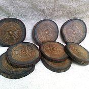 Для дома и интерьера ручной работы. Ярмарка Мастеров - ручная работа подставки под чашки. Handmade.