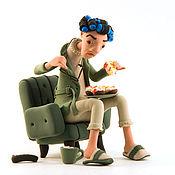 Куклы и игрушки ручной работы. Ярмарка Мастеров - ручная работа сериал. Handmade.