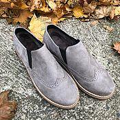Обувь ручной работы handmade. Livemaster - original item Shoes with elastic band