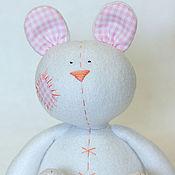 Куклы и игрушки ручной работы. Ярмарка Мастеров - ручная работа Зайчонок Тэя. Handmade.