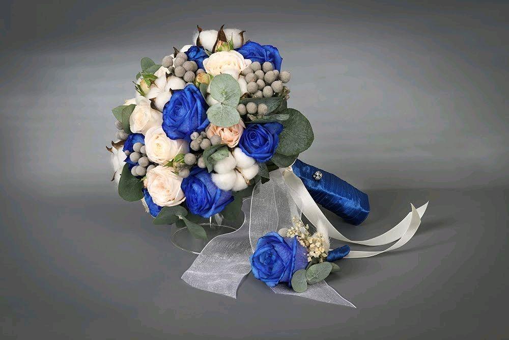 Цветов, розетта, букеты для невест