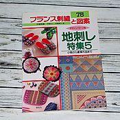 Материалы для творчества handmade. Livemaster - original item Copy of Copy of Copy of Embroidery Japanese motifs (Japan). Handmade.