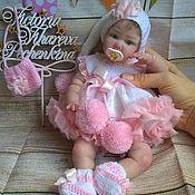"""Куклы и игрушки ручной работы. Ярмарка Мастеров - ручная работа """"Розовые сны-2"""". Комплект одежды для куклы. Handmade."""