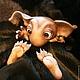 """Сказочные персонажи ручной работы. Ярмарка Мастеров - ручная работа. Купить Авторская кукла """"цветочный эльф - АЦИ"""". Handmade. Оливковый"""