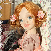 Куклы и пупсы ручной работы. Ярмарка Мастеров - ручная работа Таисия коллекционная кукла. Handmade.