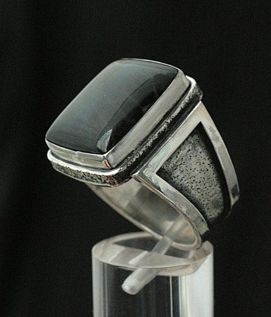 Кольца ручной работы. Ярмарка Мастеров - ручная работа. Купить Мужское кольцо с лабрадором. Handmade. Украшения, мужское кольцо, лабрадор