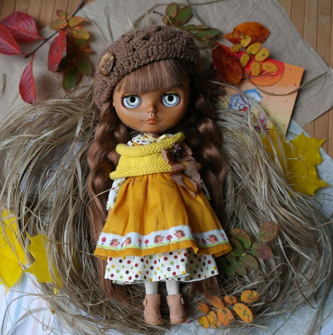 Outfit for Blythe dolls. Одежда для кукол блайз, Одежда для кукол, Зеленоград, Фото №1