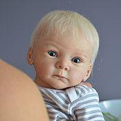 Куклы и игрушки ручной работы. Ярмарка Мастеров - ручная работа КУКЛА РЕБОРН - МАТИС 3. Handmade.