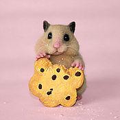 Куклы и игрушки ручной работы. Ярмарка Мастеров - ручная работа Печенька. Handmade.