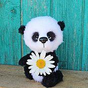 Куклы и игрушки handmade. Livemaster - original item Panda. Handmade.