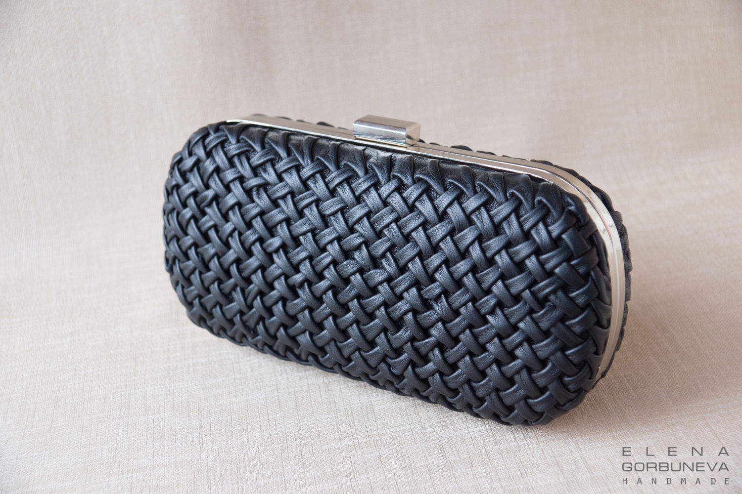 'Superiority' leather clutch, Clutches, St. Petersburg,  Фото №1