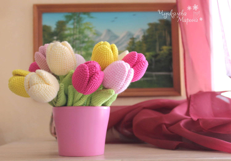 Ярмарка мастеров мастер класс цветы  #6