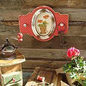 """Картины и панно ручной работы. Ярмарка Мастеров - ручная работа Панно """"Чудо цветок"""". Handmade."""