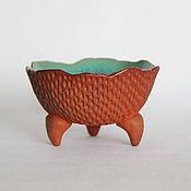 Посуда ручной работы. Ярмарка Мастеров - ручная работа Хранительница украшений. Handmade.