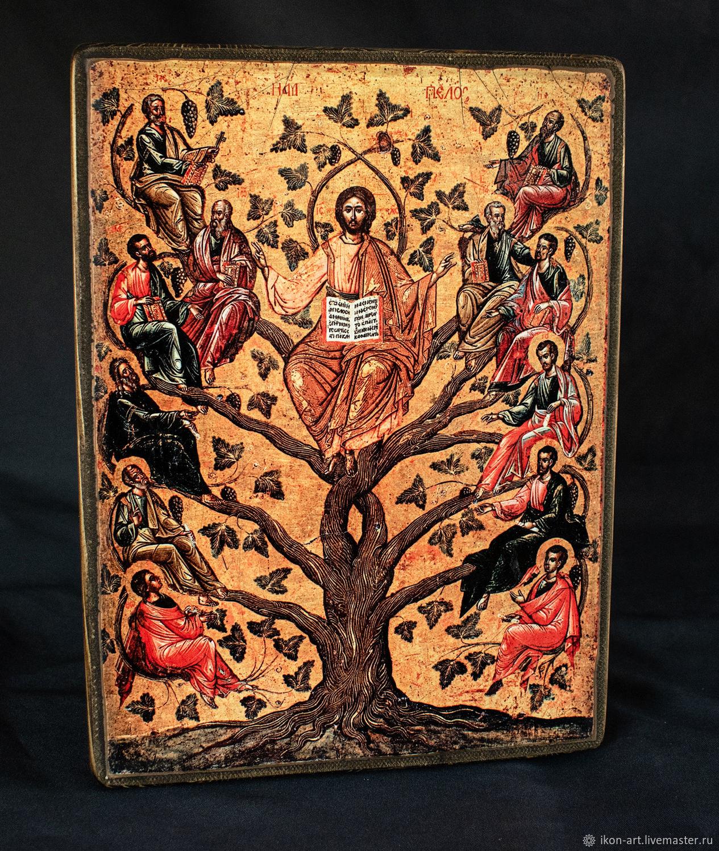 Икона «Христос Виноградная Лоза», Иконы, Симферополь,  Фото №1