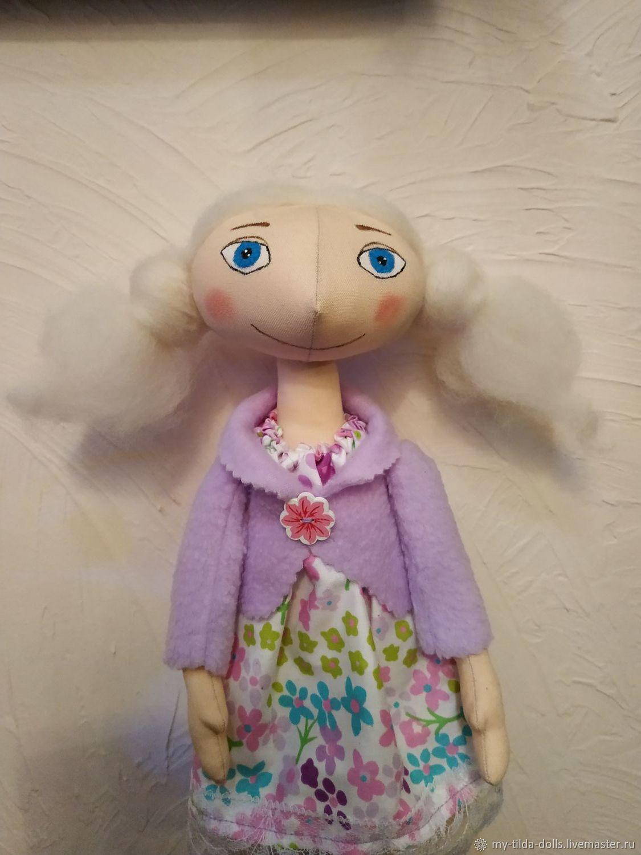 Текстильная кукла Майя, Тыквоголовка, Реутов,  Фото №1