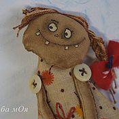 Куклы и игрушки ручной работы. Ярмарка Мастеров - ручная работа Авторская чердачная кукла Сая. Handmade.