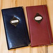 Подарки к праздникам ручной работы. Ярмарка Мастеров - ручная работа Холдер для документов. Handmade.