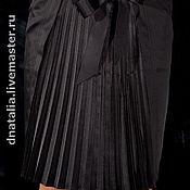 Одежда ручной работы. Ярмарка Мастеров - ручная работа Изготовление складок гофре и плиссе на ткани. Handmade.