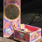 Для дома и интерьера ручной работы. Ярмарка Мастеров - ручная работа Просто для дачи. Handmade.
