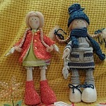 Мария Тильда (MariaDoll) - Ярмарка Мастеров - ручная работа, handmade