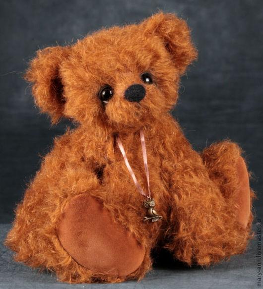 Мишки Тедди ручной работы. Ярмарка Мастеров - ручная работа. Купить Эдвард. Handmade. Коричневый, teddy