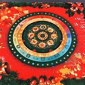 handmade. Livemaster - original item Tablecloth for divination 70h70cm.