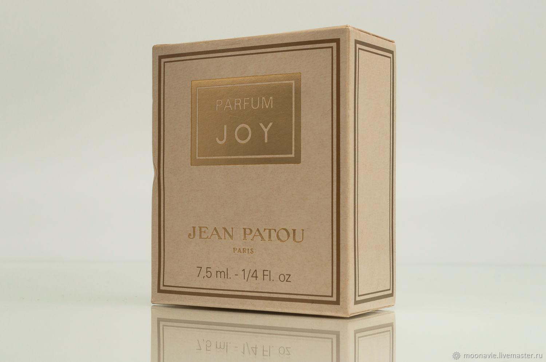 JOY (JEAN PATOU) perfume 7,5 ml VINTAGE MICA, Vintage perfume, Cherepovets,  Фото №1