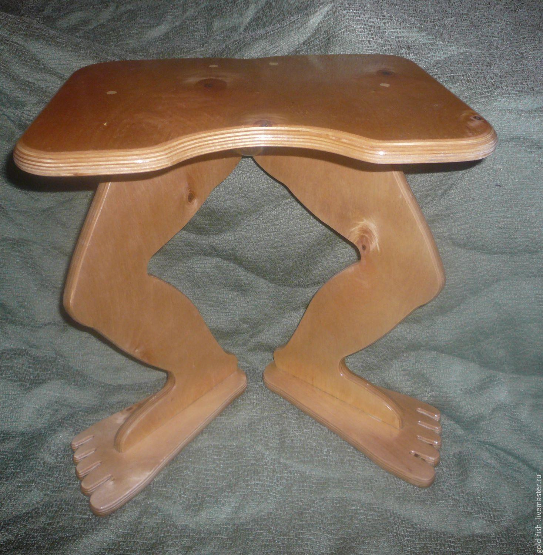 Оригинальное стул своими руками 28