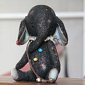 Куклы и игрушки ручной работы. Ярмарка Мастеров - ручная работа Черный..... просто Черный))). Handmade.