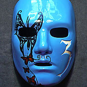 Одежда ручной работы. Ярмарка Мастеров - ручная работа Маска Johnny 3 Tears, v.2008 (Hollywood Undead). Handmade.