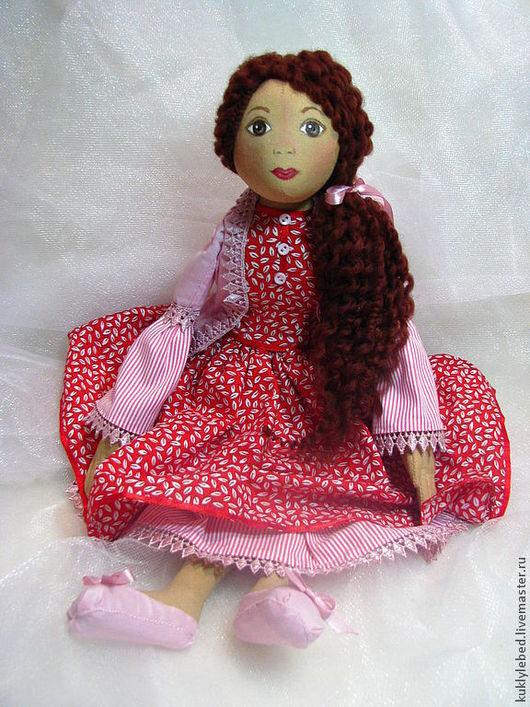Ароматизированные куклы ручной работы. Ярмарка Мастеров - ручная работа. Купить Кофейно-ванильная кукла. Handmade. Кофейная игрушка