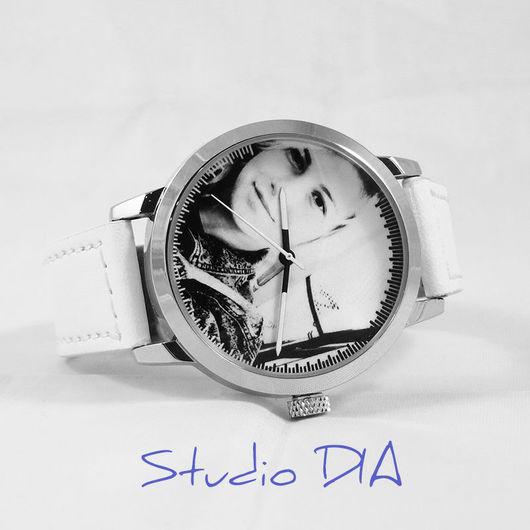 Часы С Фотографией Под Заказ. Студия Дизайнерский Часов DIA.