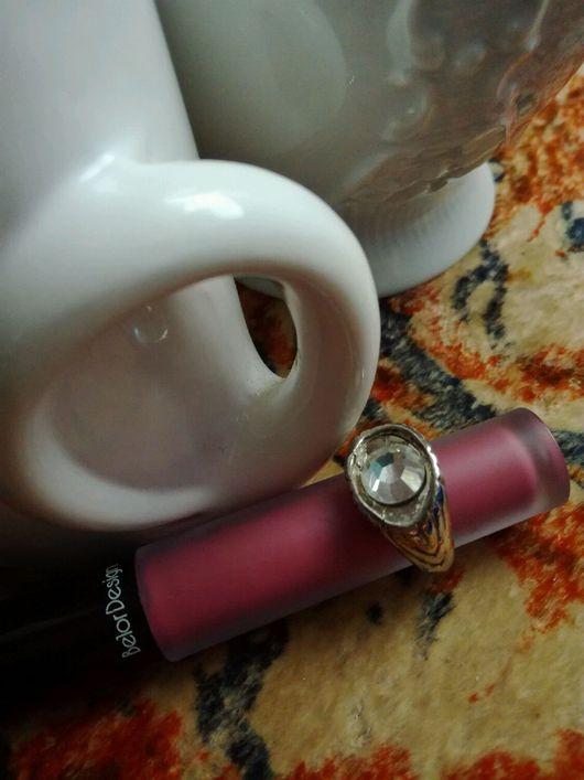 Винтажные украшения. Ярмарка Мастеров - ручная работа. Купить Винтажное кольцо Всевидящее око. Handmade. Серебряный, винтаж