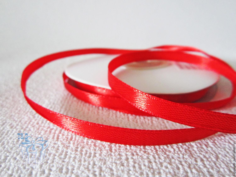 Фото красной ленты