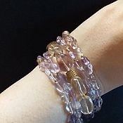 Украшения handmade. Livemaster - original item Bracelet from amitrin